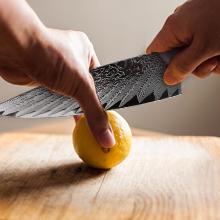 couteau de damas AUS-10