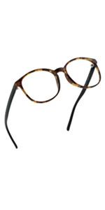 Reading blue light blocking glasses women men magnification peepers