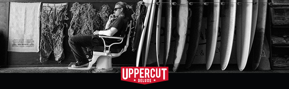 uppercut deluxe hair styling