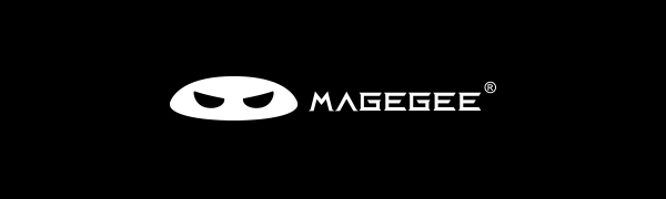 MAGEGEE Logo  Gaming Keyboard and Mouse Combo, K1 LED Rainbow Backlit Keyboard with 104 Key Computer PC Gaming Keyboard for PC/Laptop(White) cc1e9f97 7656 43ef aa14 3169ac4c0941