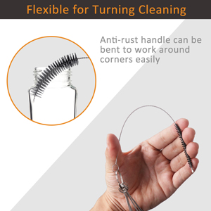 Flexible for Corner Cleaning