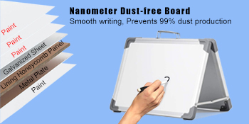 dry erase board with stand