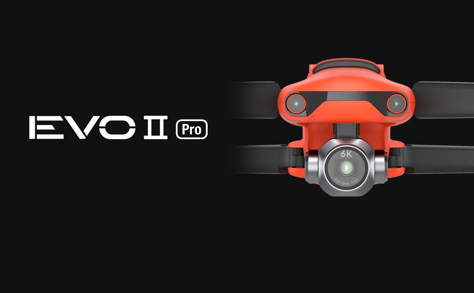 Autel Robotics 6k drone camera