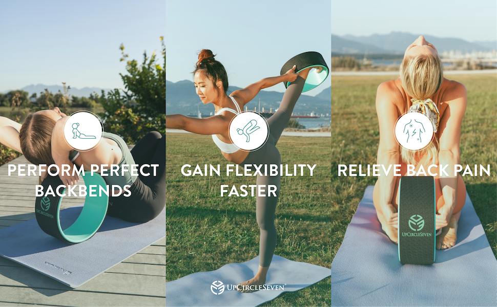 Yoga Wheel Benefits