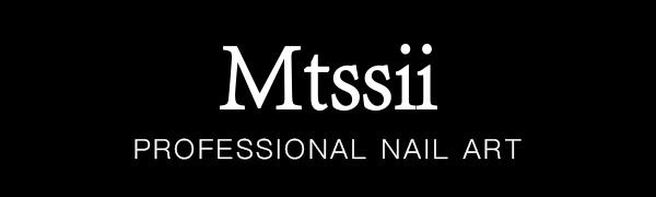 Mtssii gel polish set for nail