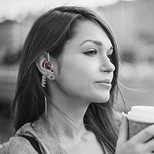 Zeadio Reemplazo Earmold Earbud Earpiece para kits de audio ...