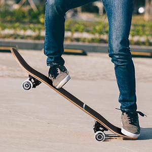 skateboards