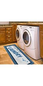 laundry room bath runner