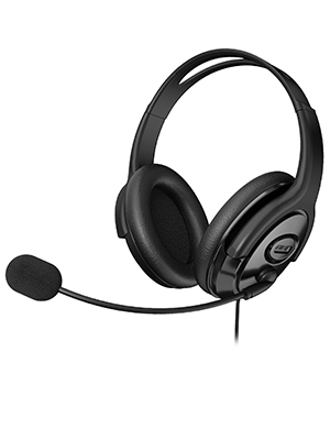 usb headset with microphone, wired computer headset with mic, pc headphone, skype headset with mic