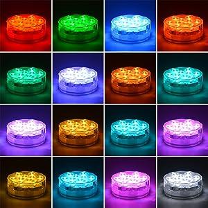 16 Colors Options