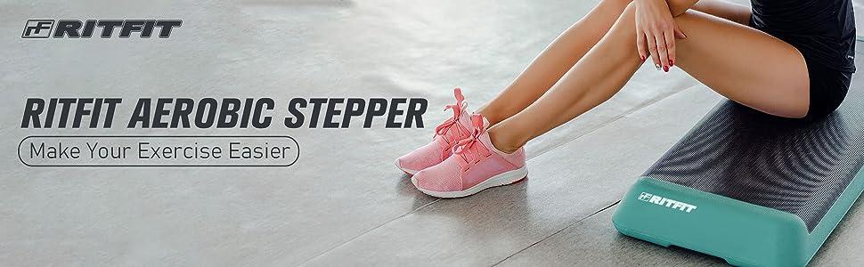 RitFit Aerobic Step Platform