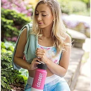 best water bottle sports gym bottles jug