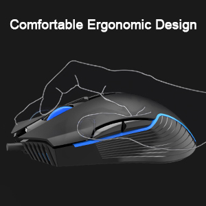 comfortable mouse