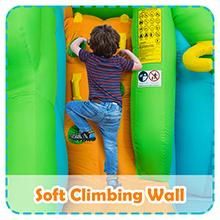Soft Climbing Wall
