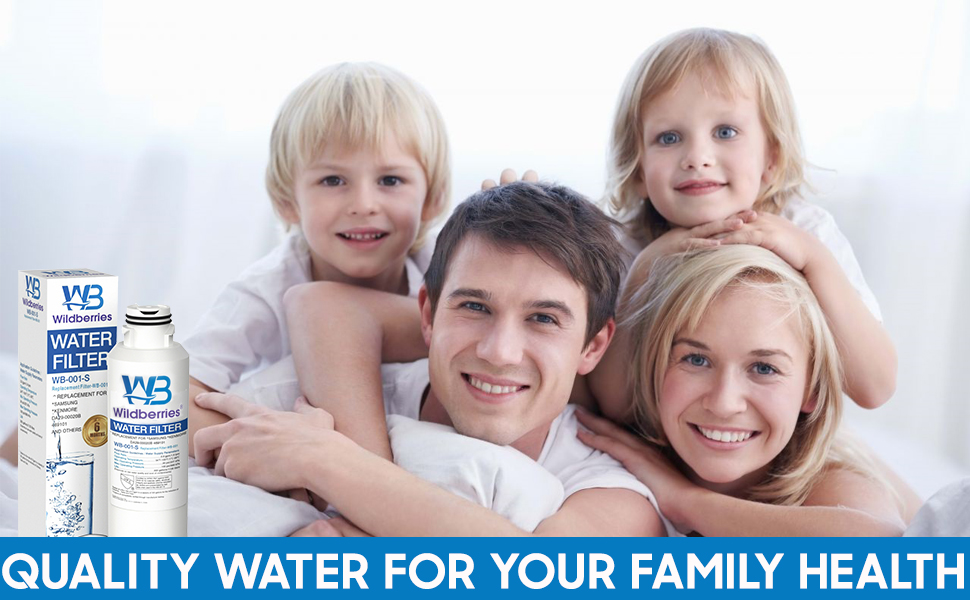 Water for Your Family Health