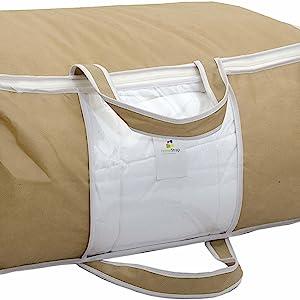 big underbed storage bag large,underbed clothes storage organizer,underbed storage bags for clothes