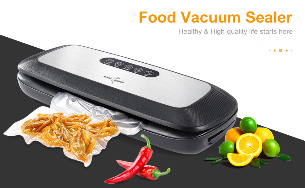food vacuum sealer machines