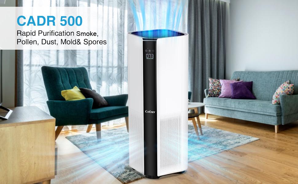 air purifier 1000sq ft