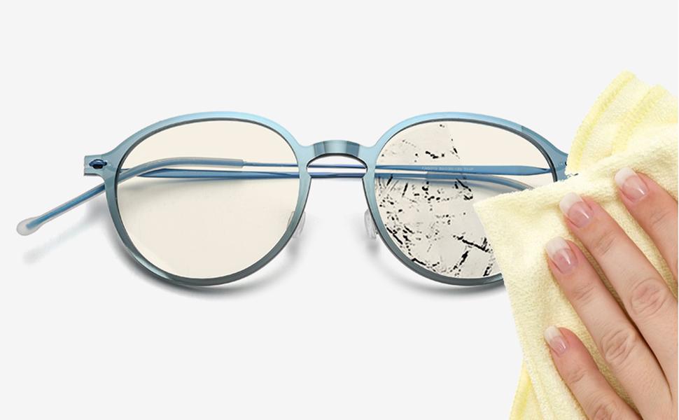 FAB019 blue light blocking glasses