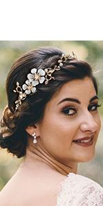 Flower Wedding Hair Accessories