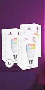 Bulb Set 3C