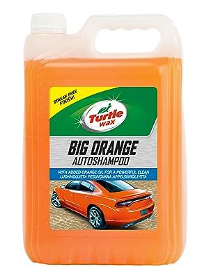 Car Wash, Groot Oranje