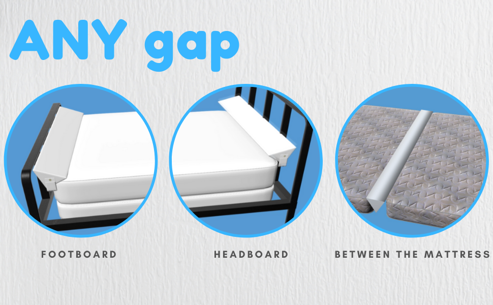 footboard solution mattress gap