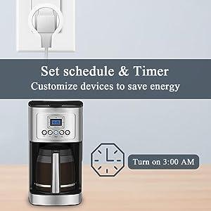 Schedule/Timer Function