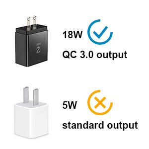 QC 3.0 18W Adapter