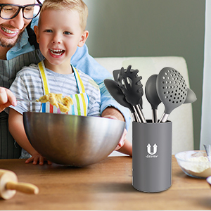 Silicone Kitchen Utensil Set For Cooking