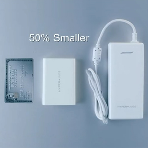 pd 90w usb c charger hyperjuice 100w gan charger