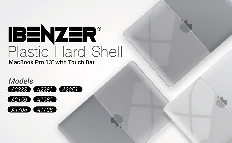 2020 Freisetzung Klar Fleur bleu A2251 A2289 Fintie H/ülle f/ür New MacBook Pro 13 Ultrad/ünne Glatt Hartschale Schutzh/ülle Snap Case f/ür Apple MacBook PRO 13 mit Touch Bar und Touch ID