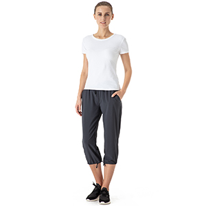 NAVISKIN Pantalones Casuales Protección UPF 50+ para Mujer