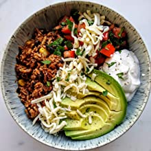 enchilada bowl