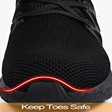 Keep Toes Safe