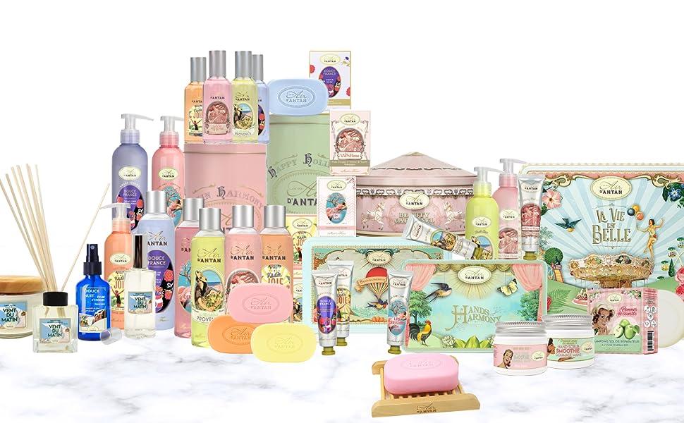cadeau femme, idee cadeau femme, cadeau femme original, idée cadeau femme, coffret bain, bien etre,