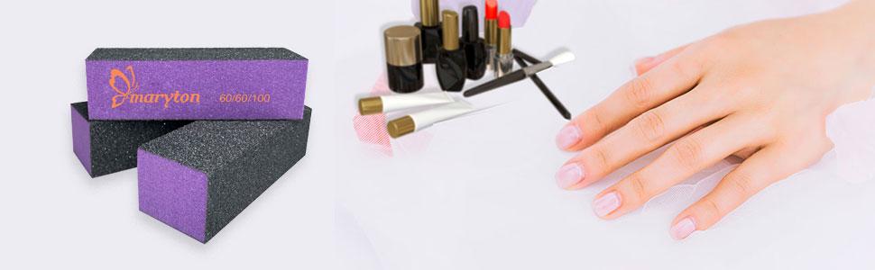 nail sanding block