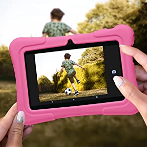 kids tablet camera