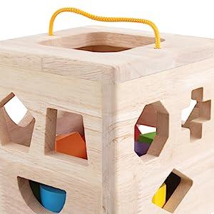 shape sorter toy