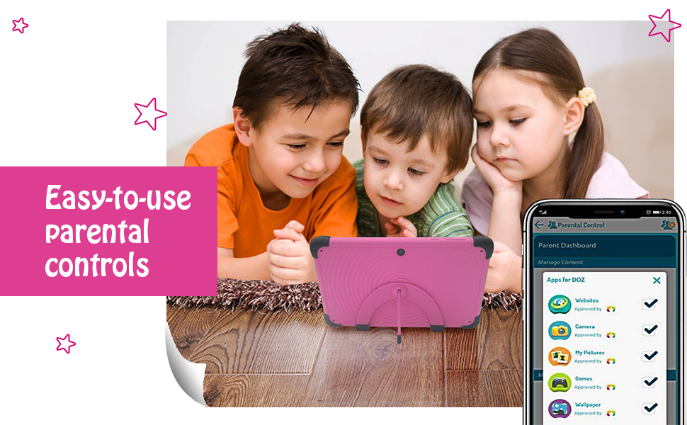 android tablet for kids 32GB