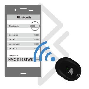 inearphone bluetooth 5.0