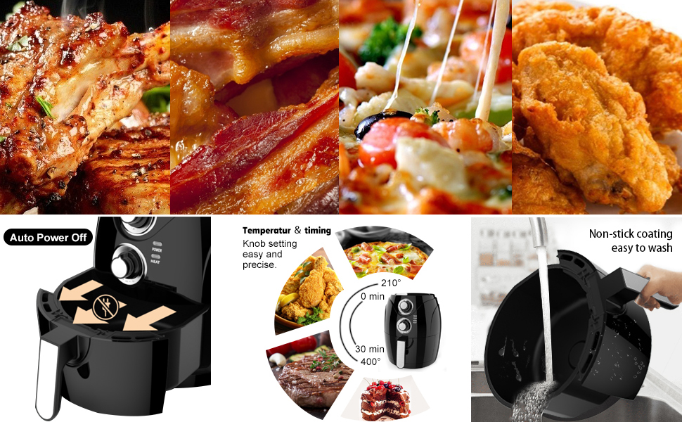 easy to use air fryer