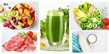 balance cuisine pour divers aliments