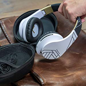 Bluetooth Over-Ear-Kopfhörer ideal für Sportjogging Faltbare Kopfhörer über dem Kopf the best 35
