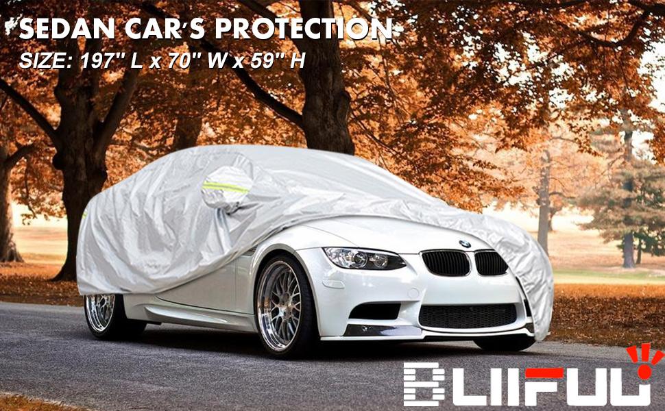 cover for sedan