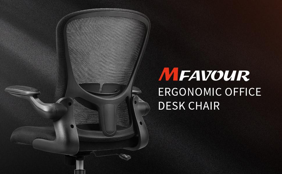 mfavour ergonomic office desk chair