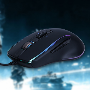 gamepad for mouse, gamepad and mouse, LED light mouse, different mouse, colorful gaming mouse, mouse
