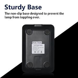Sturdy base