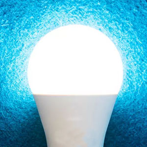 Dusk to Dawn Bulb, Light Sensor Bulb, LED Bulb, Warm White LED, Sensor Bulb, Auto On/Off Bulb Light
