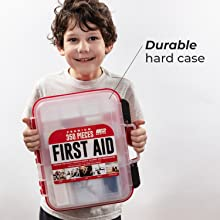 Durable Hard Case
